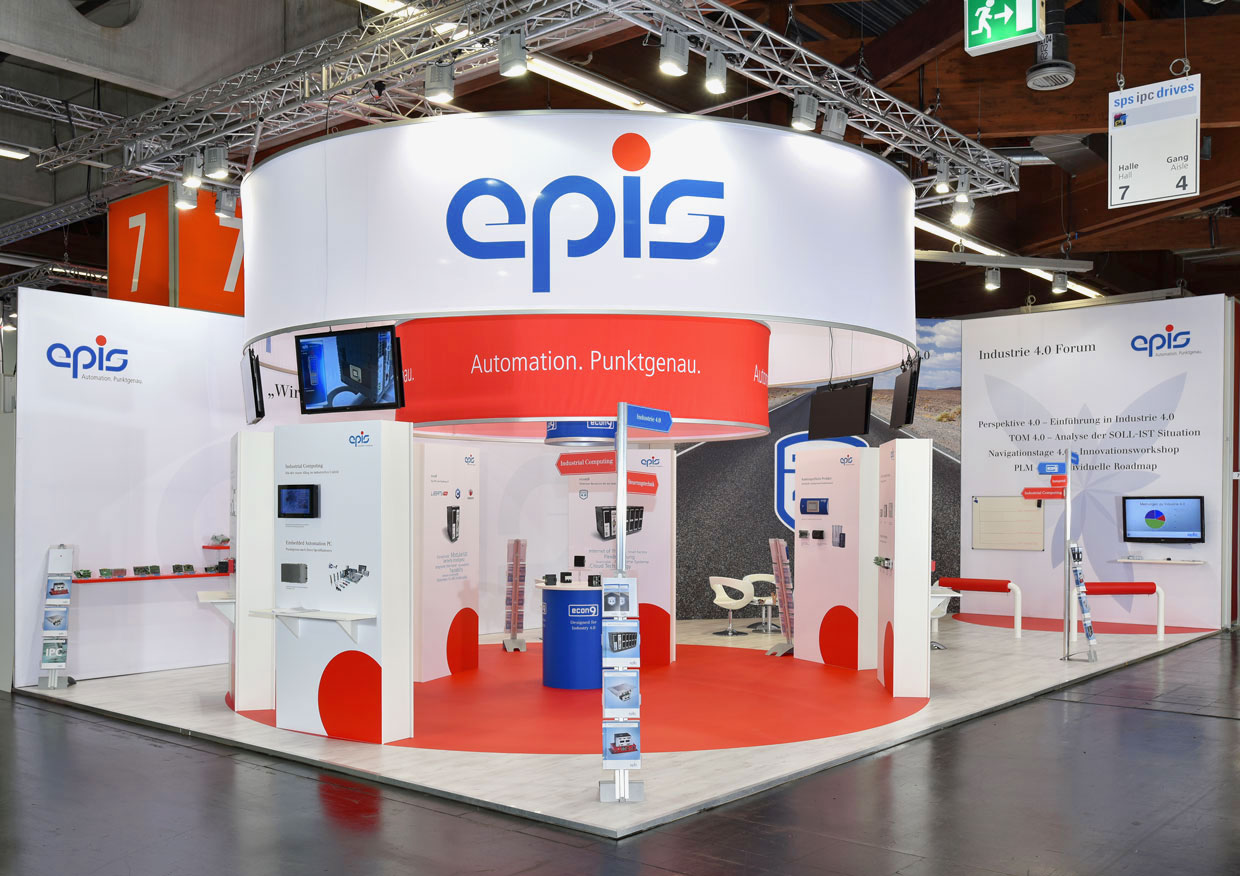 Messestand epis